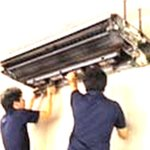 ☆お掃除機能付きもお得☆【専任技術者による雑菌悪臭除去】エアコン内部の黒カビを徹底洗浄します!