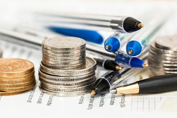 お金とお金の計算