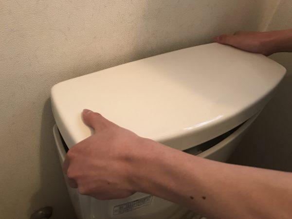 重曹 トイレ タンク