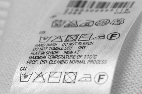洗う前に確認したい洗濯絵表示