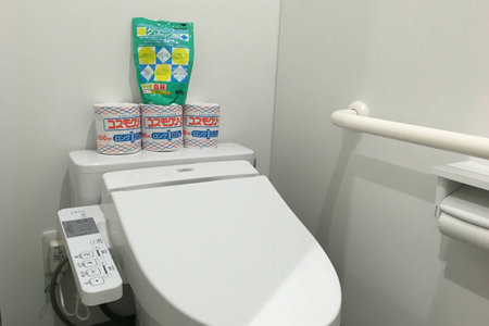 壁 掃除 トイレ